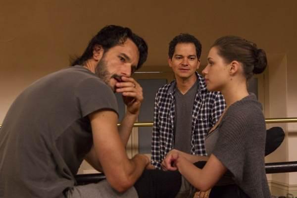 Cena de 'Rio, eu te amo': um pacote de diretores e atores de primeira linha (Daniel Behr/Agência Febre)