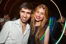 Hilal Naser e Vitoria Dantas (Felipe Menezes/CB/D.A Press)