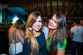 Vanessa Toledo e Lais Lima (Felipe Menezes/CB/D.A Press)