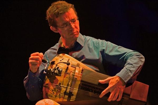 Instrumentista autríaco Matthias Loibner (Martin Tursic/Divulgação)