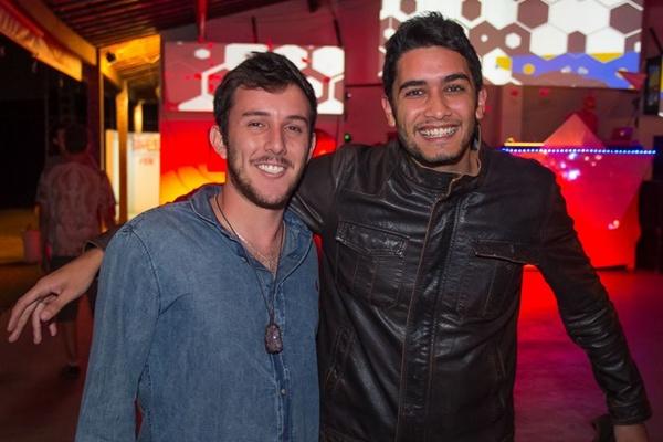 Iago Souza e Marco Machado (Romulo Juracy/Esp. CB/D.A Press)