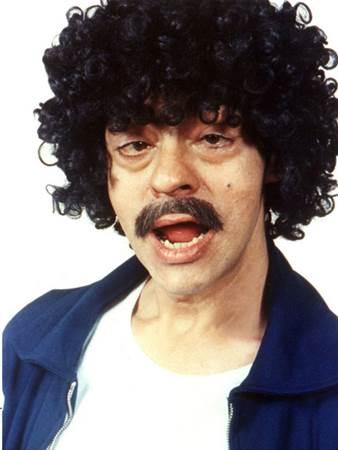 O jogador de futebol Coalhada era um dos 33 personagens do programa Chico total (Arquivo/TV Globo)