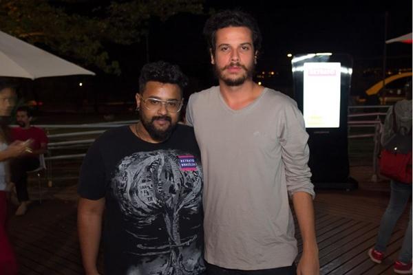 Rafael Viana e Tarcísio Boquady (Romulo Juracy/Esp. CB/D.A Press)