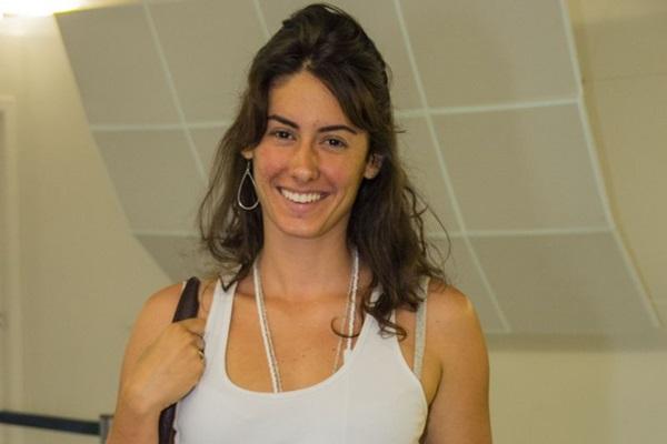 Mariana Rizeiro (Romulo Juracy/Esp. CB/D.A Press)
