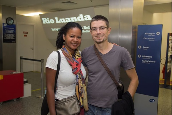 Luciana Gonçalves e Ramain Chabbal (Romulo Juracy/Esp. CB/D.A Press)