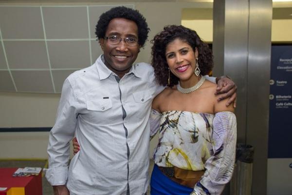 Luis Roberto e Raquel Lopes (Romulo Juracy/Esp. CB/D.A Press)
