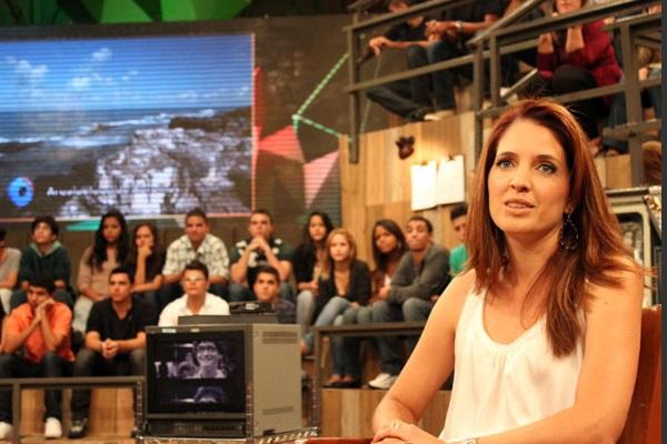 Poliana Abritta já apresentou o 'Jornal Hoje' e 'Jornal da Globo'  (Reprodução/Twitter)