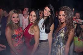 Bruna Barros, Rafaela Oliveira, Sarah Vasconcelos e Joicy Oliveira (Romulo Juracy/Esp. CB/D.A Press)