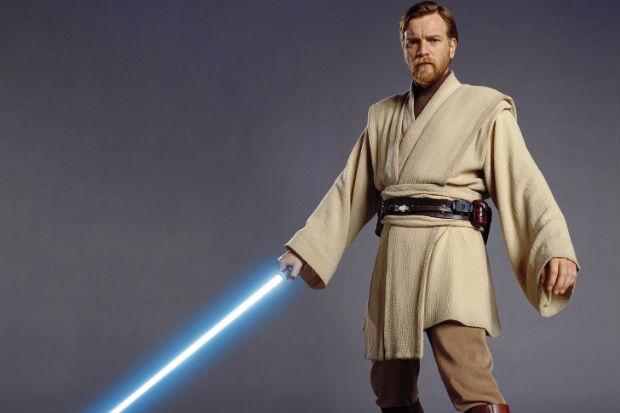 Ewan McGregor como Obi-Wan Kenobi (Lucasfilm/Divulgação)