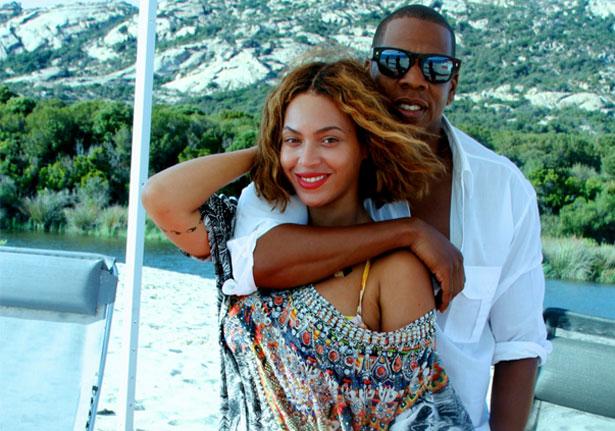 Beyoncé e Jay-Z ((beyonce.com / Reprodução)