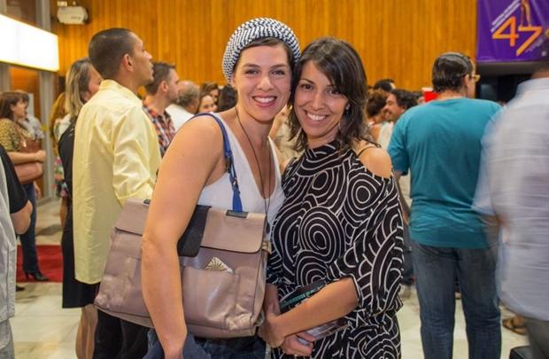 Julia Henning e Claudia Wiltgen  ( Romulo Juracy/Esp. CB/D.A Pres)