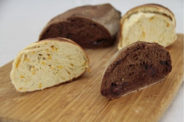 Pães de chocolate meio amargo e laranja ao Cointreau: inspiração francesa no Lago Norte  (Ana Rayssa/Esp. CB/D.A Press)