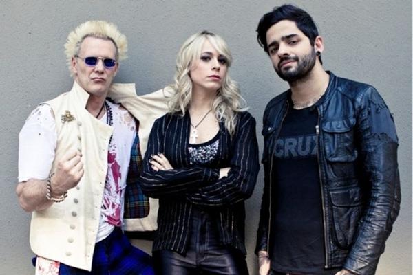 Jurados do reality musical Breakout Brasil (Sony/Divulgação)