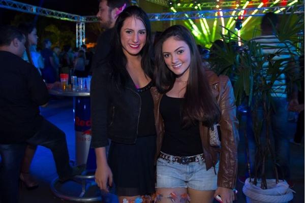 Ana Gabriela Oliveira e Bárbara Marques (Romulo Juracy/Esp. CB/D.A Press)