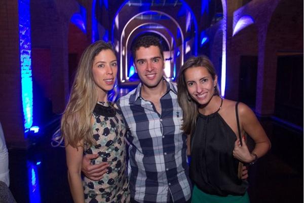 Natália Marinho, Pedro Henrique Marinho e Monique Carvalho (Romulo Juracy/Esp. CB/D.A Press)