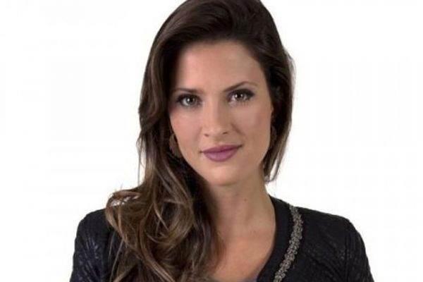 Atriz Milena Ferrari interpreta Cíntia em Chiquititas  (Lourival Ribeiro/SBT)