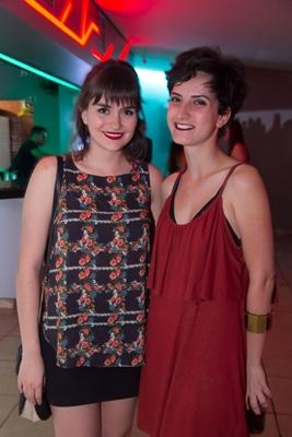 Ligia Louzada e Julia Maass (Romulo Juracy/Esp.CB)