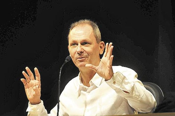 José Miguel Wisnik é um dos convidados do evento (Paulo de Araújo/CB/DA Press)