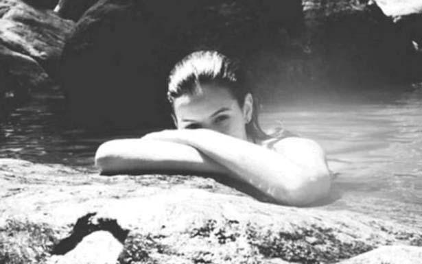 Bruna postou a foto em preto e branco no Instagram (Reprodução/Instagram)