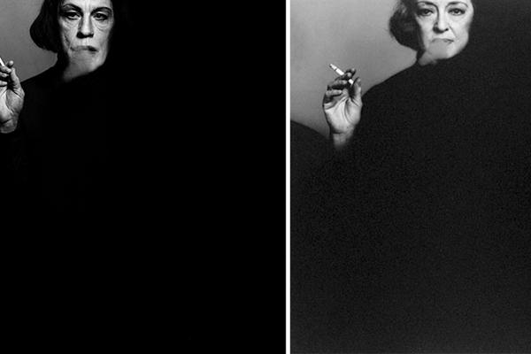 Bette Davis de Victor Skrebneski (Reprodução/ SandroFilm.com)