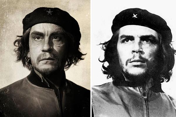 Che Guevara de Alberto Korda (Reprodução/ SandroFilm.com)