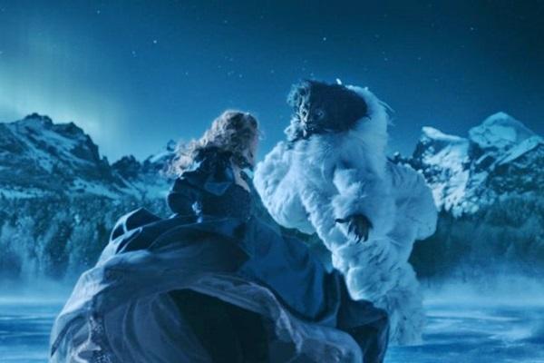Nova versão de A Bela e a Fera traz Vincent Cassel como o monstro ( California Filmes/Divulgação)