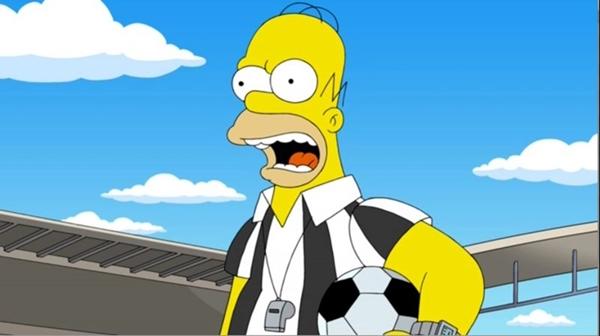Homer veio ao Brasil em episódio da Copa do Mundo (Fox/Divulgação)