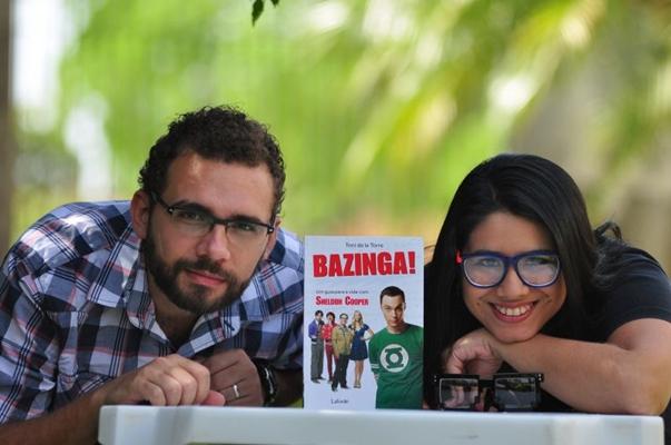 Os fãs Leandro Agra e Leila Ribeiro acreditam que a sequência será boa (Paula Rafiza/Esp. CB/D.A Press)