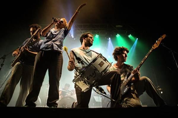 Orquestra Contemporânea de Olinda faz show nesta segunda-feira (29/9) (Beto Figueiroa/Divulgação)