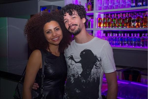 Camila Paula e Daniel Teixeira  (Romulo Juracy/Esp. CB/D.A Press)