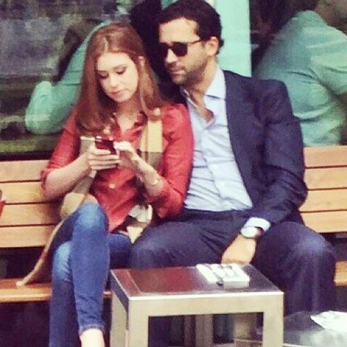 Marina Ruy Barbosa e o novo namorado Caio Nabuco foram flagrados juntinhos (Reprodução/Instagram)