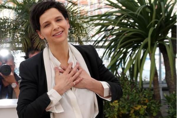 Juliette Binoche  ganhou o Oscar de melhor atriz coadjuvante por O Paciente Inglês (Loic Venance/AFP Photo)