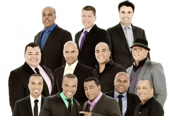 SPC e Raça Negra tocarão juntos os principais hits dos anos 1990 (Gigantes do Samba/Divulgação)