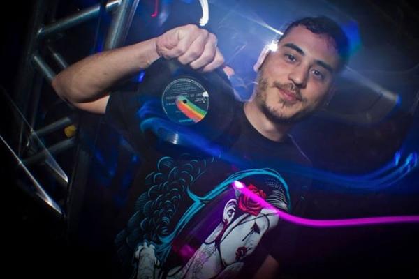 DJ Hugo Drop (Arquivo Pessoal)