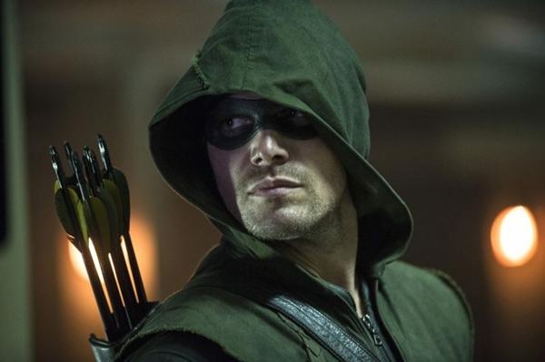 Na terceira temporada de Arrow, o Arqueiro Verde vive um tempo de calmaria, as a tranquilidade não dura muito  (Warner Channel/Divulgação)