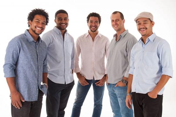 Grupo de samba Adora-Roda ( Karina Santiago/Divulgação)