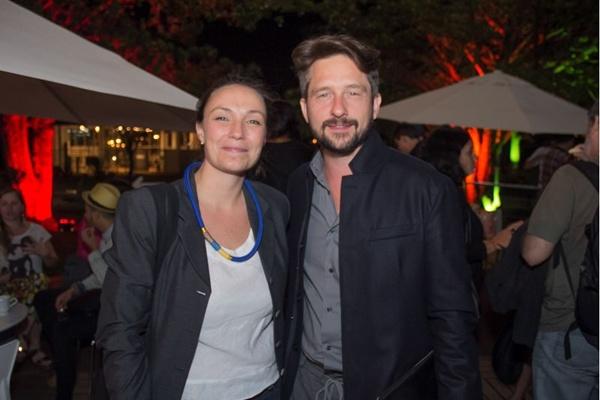 Camila Belchior e Marko Brajovic (Romulo Juracy/Esp. CB/D.A Press)