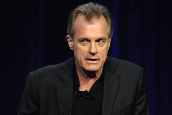 O ator interpretou um pai de família e pastou na série Sétimo céu (Phil McCarten/Reuters)