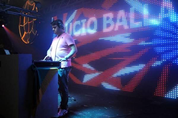 DJ Lúcio Balla (Luis Xavier de França/Esp. CB/D.A Press)