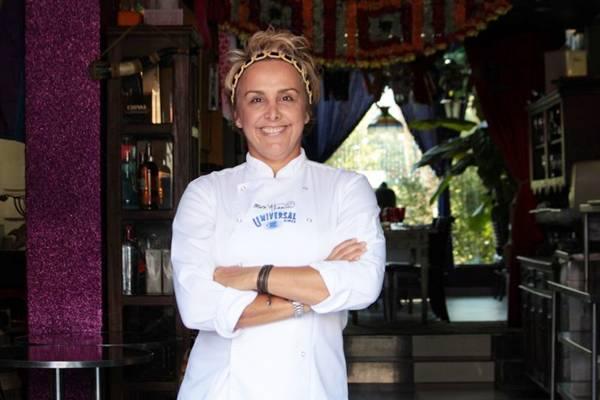 Chef Mara Alcamim (Bruno Oliveira/Divulgação)