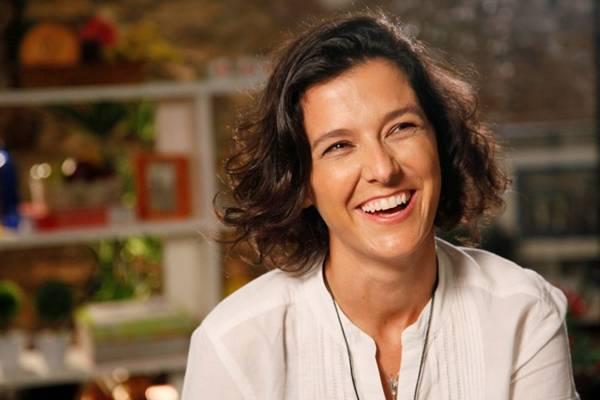Gabriela Kapim alerta que as regras de alimentação devem valer para a família toda  (Alexandre Campbell/GNT)