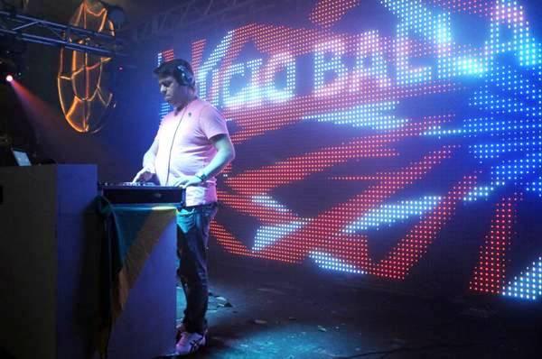 DJ Lúcio Balla (Luis Xavier de França/Esp CB/DA Press)