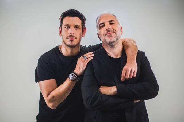 João Vicente Castro e Antônio Tabet fazem parte do time que criou o canal  (Thay Rabello/Divulgação)