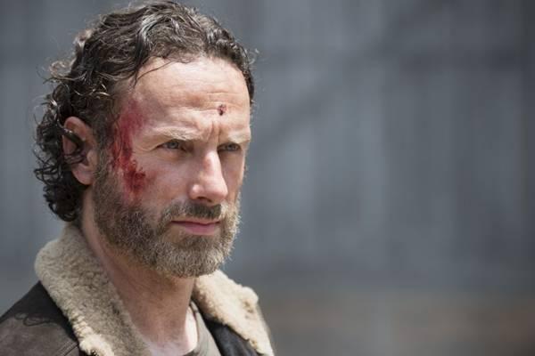 The walking dead volta para a quinta temporada  (Fox/Divulgação)