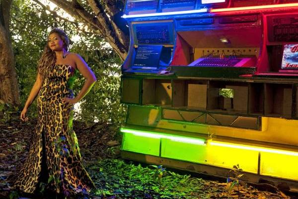 Artista teve Clara Nunes e Beyoncé como principais referências (Luiz Braga/Divulgação)