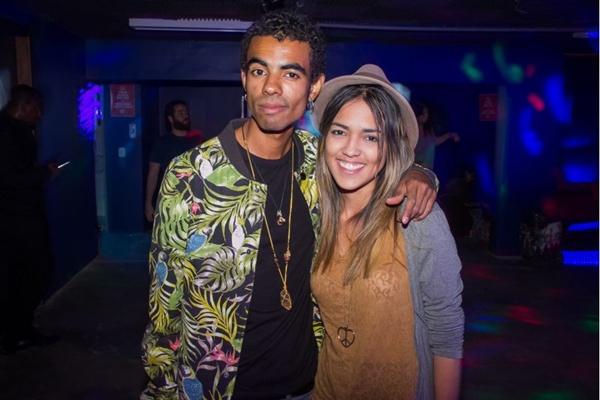 Matheus Nobre e Ligia Gonçalves (Romulo Juracy/Esp. CB/D.A Press)