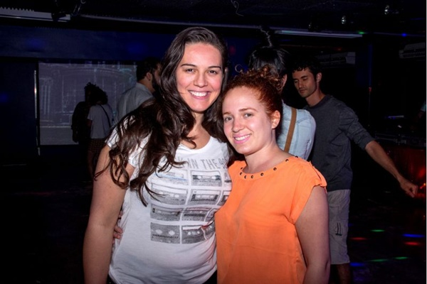 Vanessa Bezerra e Amanda Dias (Romulo Juracy/Esp. CB/D.A Press)