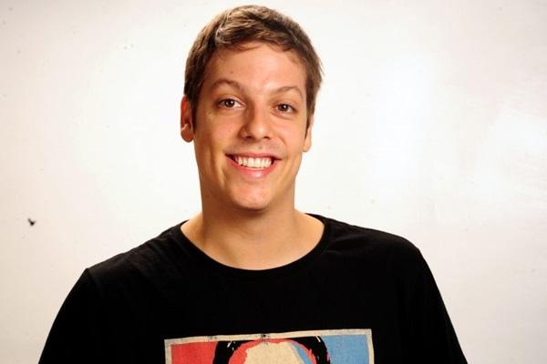 O humorista estreia nesta terça-feira com o Porta dos Fundos na televisão (João Cotta/Globo)