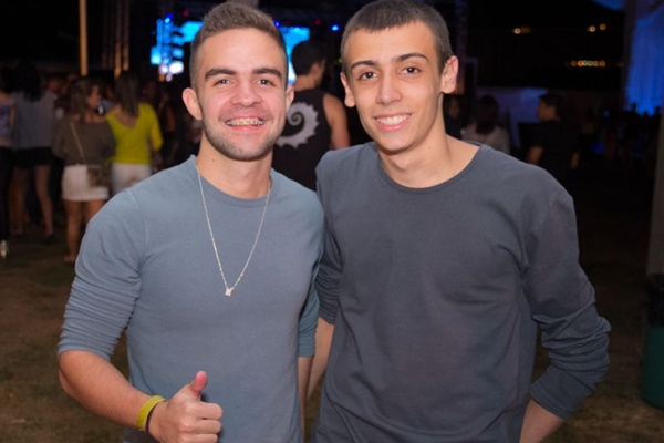 Victor Chaves e Fernando Braga (Rômulo Juracy/Esp. CB/D.A Press)