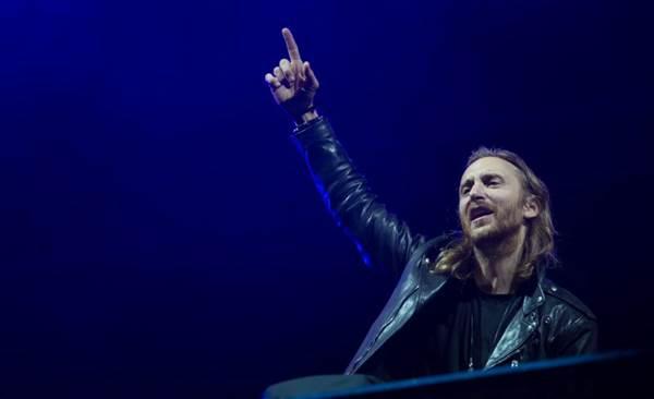 David Guetta se apresenta em 16 de janeiro em Brasília (Yasuoshi Chiba/AFP Photo)